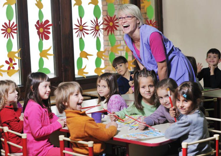 nursery teacher jobs