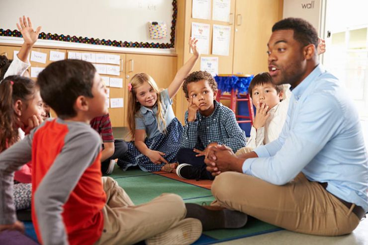 primary teacher jobs