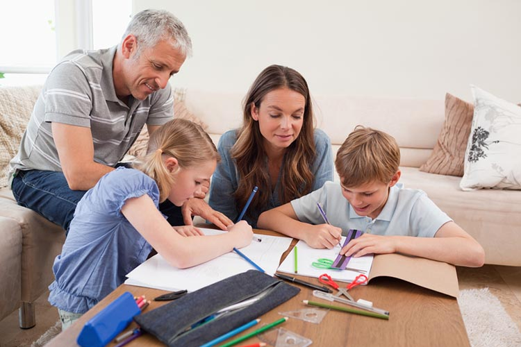 Involving parents in formative assessment