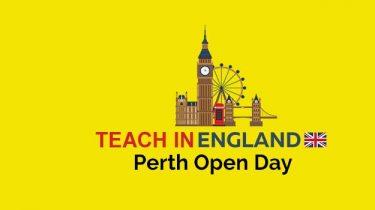 Perth Open Day